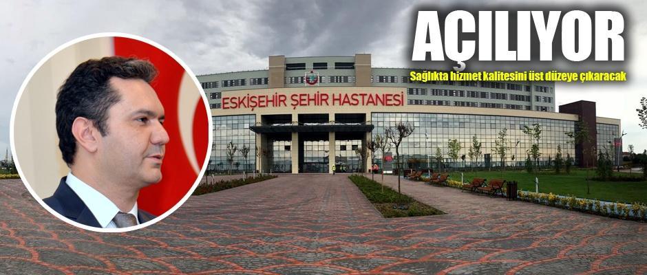 Bilge'den Şehir Hastanesi açıklaması