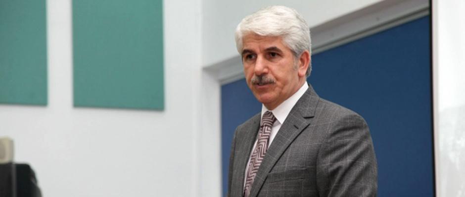 AK Parti Büyükşehir adayı Burhan Sakallı