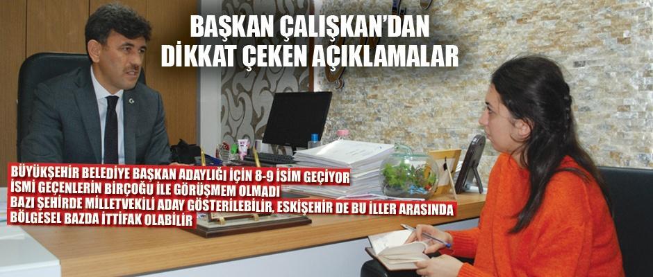 Büyükşehir adayı 15 gün içinde açıklanacak
