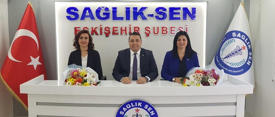 Sağlık Sen Kadınlar Komisyonuna yeni başkan