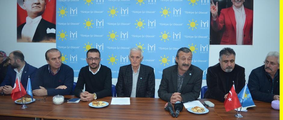 İYİ Parti'nin Büyükşehir adayı Erman Gölet mi?