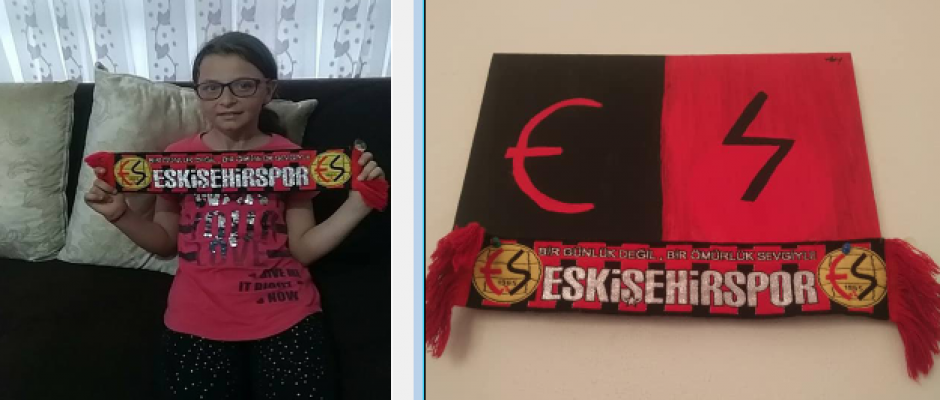 Alanya'da doğdu Es Es'li oldu!