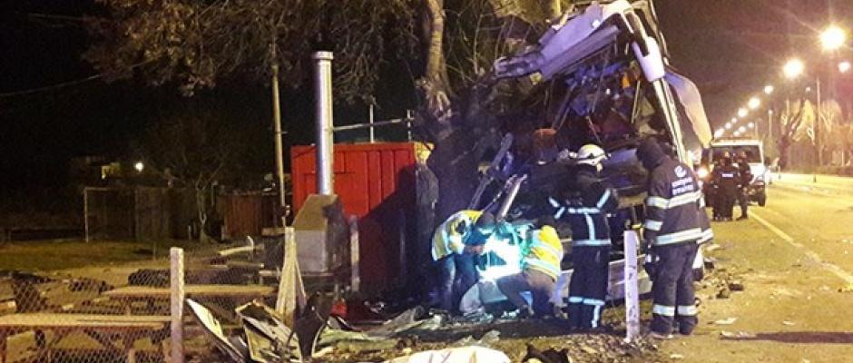 11 kişinin öldüğü trafik kazası davası