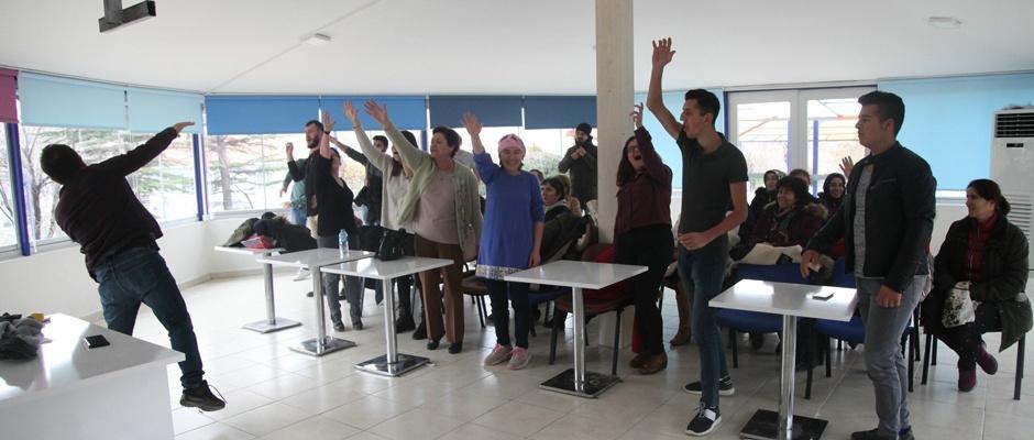 Odunpazarı gençlik projeleri göz dolduruyor