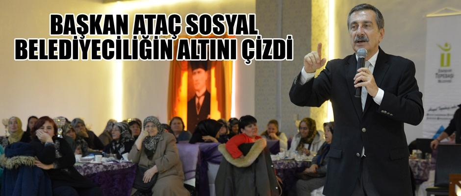 Ataç Yeşiltepe halkı ile buluştu