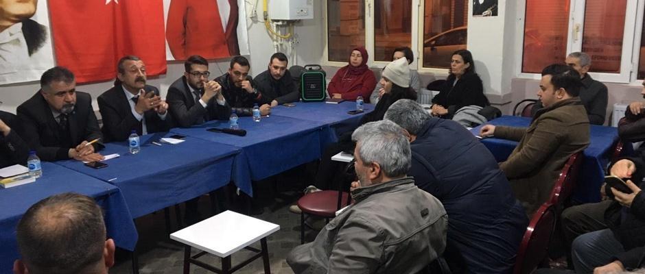 İYİ Parti Şirintepe'de