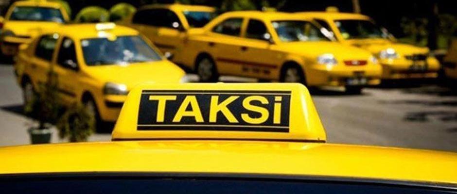 Taksi ücretlerine zam yapılmadı