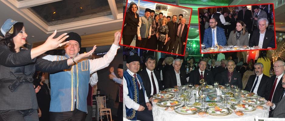 Kırım tararlarından geleneksel gece