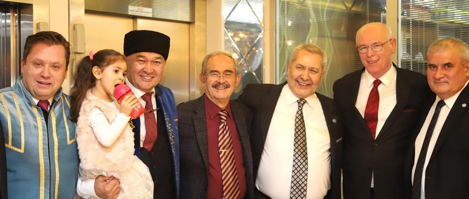 Kırım'da yaşayan soydaşlarımıza sahip çıkılmalı