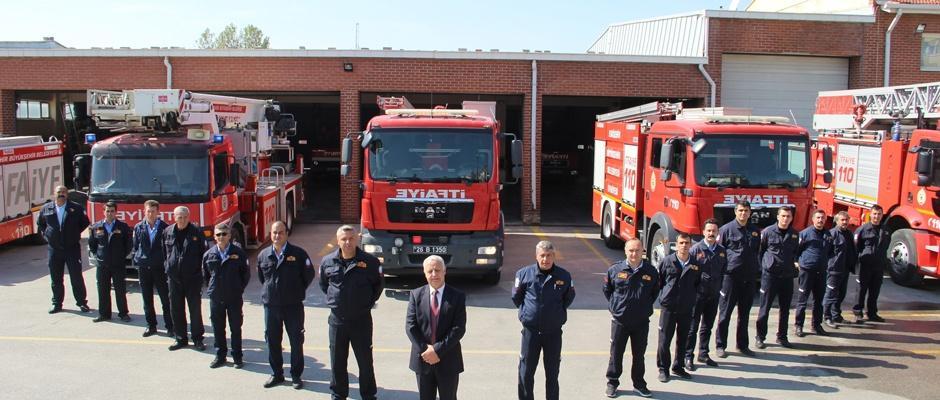 Yangın kaynaklı zarar yaklaşık 7 milyon TL