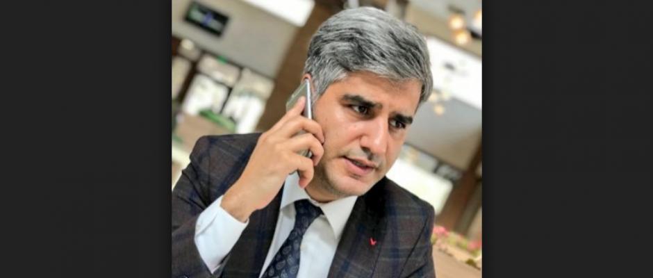 Mustafa Topkaya: Kongrede adayım