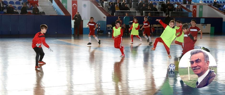 İsmail Alkılıçgil Futsal Şöleni başladı