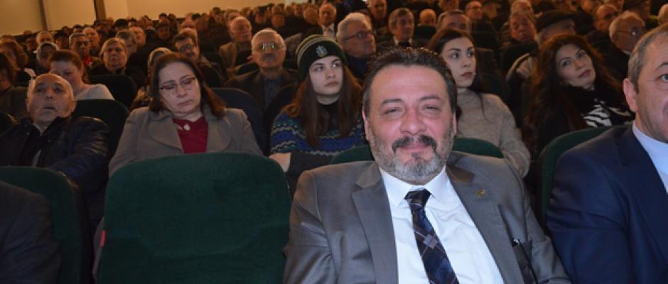 Özcan, DP İl Başkanı oldu