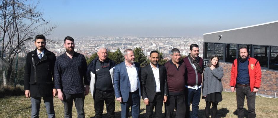 Eskişehirspor'da alt yapıdan büyük atılım