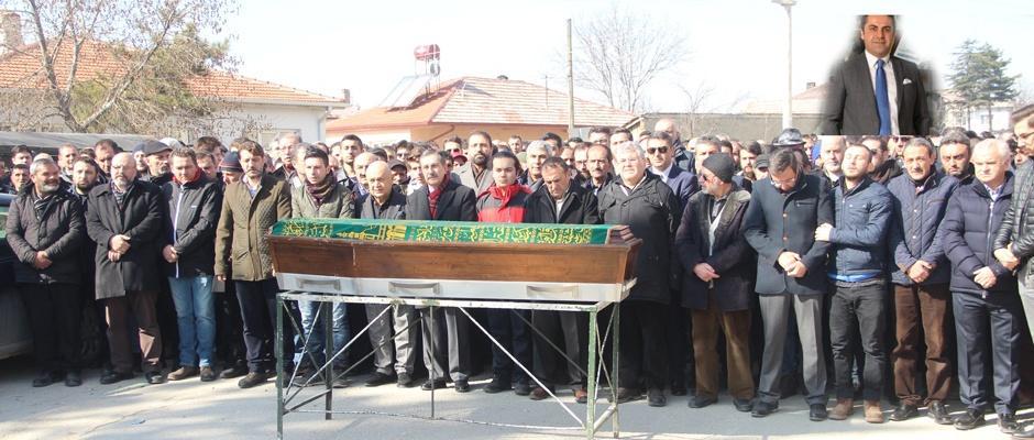 Zafer Türker son yolculuğuna uğurlandı