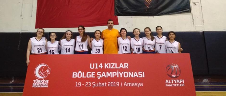Periler Türkiye şampiyonası yarı finallerinde