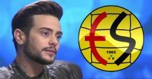 Ünlü oyuncudan Eskişehirspor paylaşımı