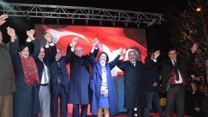 CHP iletişim ofisinin açılışını yaptı