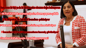 Vatandaş AK Parti'den umudunu kesti