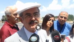 Büyükerşen: CHP'li belediyelere yapılan eziyetler gavura bile yapılmaz