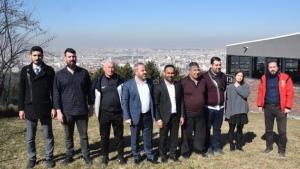 Eskişehirspor alt yapısında büyük atılım