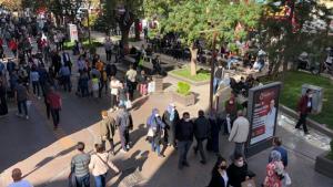Eskişehir'deki vaka artışı duyarlı vatandaşları isyan ettiriyor