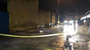 Eskişehir'de sokak ortasında ceset bulundu