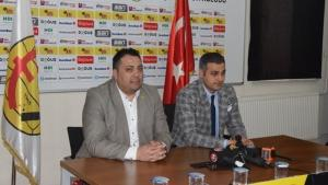 Eskişehirspor'a yeni sponsor