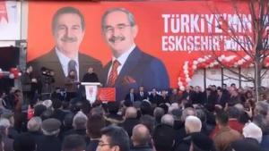 CHP İsmet İnönü iletişim ofisinin açılışını yaptı