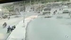 Afrin'deki bombalı saldırının görüntüleri ortaya çıktı