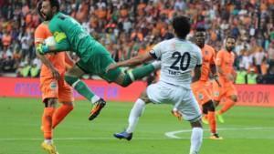 Alanyaspor Süper Lig'e yükseldi