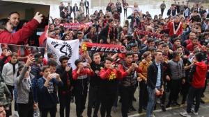 Türk Telekom Mesleki ve Teknik Anadolu Lisesi'nde Es Es rüzgarı