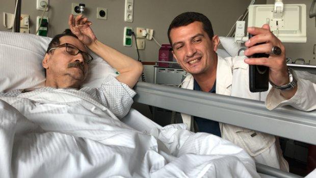 Babasını 36 yıl sonra buldu, Türkiye'ye getirmek istiyor