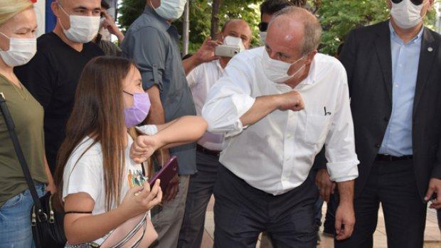 Muharrem İnce Eskişehir'den seslendi!