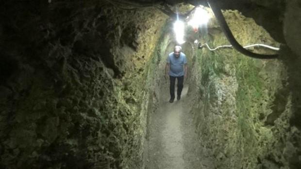 Aydıntepe Yeraltı Şehri ziyaretçilerini ağırlıyor