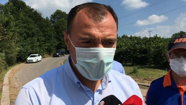 """Sakarya Valisi: """"6 vefat, 1 kayıp durumu söz konusu"""""""