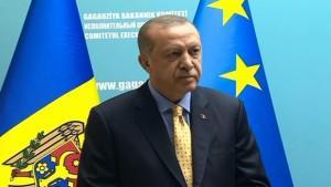 Erdoğan Gagauz Özerk Bölgesinde