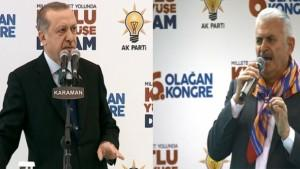 Erdoğan ve Yıldırım'dan net Kudüs mesajları