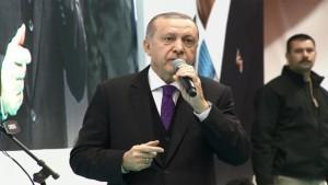 Erdoğan'dan Afrin mesajı