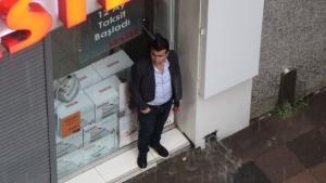 Eskişehir'de dolu yağışı etkili oldu