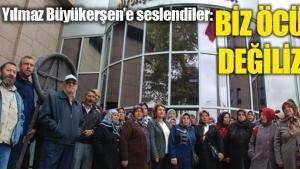 Fevziçakmak'tan Büyükşehir'e siyah çelenk