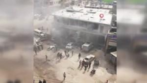 İdlib'te patlama: 6 yaralı