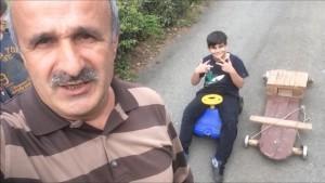 Karadeniz survivor hastanede bitti