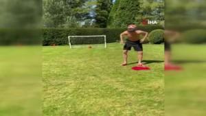 Nemanja Matic'ten futbol şov