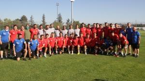 Eskişehirspor yeni sezona merhaba dedi