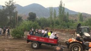 Sarıcakaya'da sel felaketi