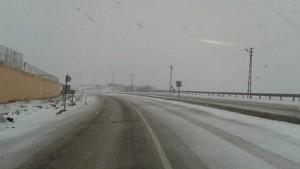 Sivas'ta kar şaşkınlığı