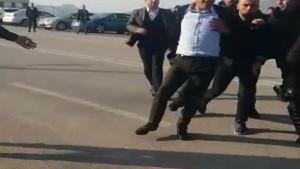 Yeni Malatyaspor Başkanı Gevrek'e maç sonu saldırı girişimi